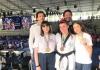 Alice Baliva oro Assunta Finanza bronzo Ivana Ciccarelli Oro con i maestri Ennio e Calvino Cotturone.jpg