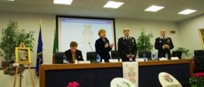 Un momento della conferenza di presentazione del concorso artistico-707018.JPG