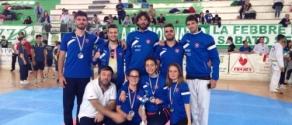 team cotturone Centro taekwondo Celano.JPG